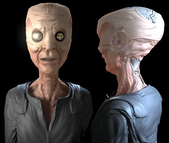 Transhumanist WIP